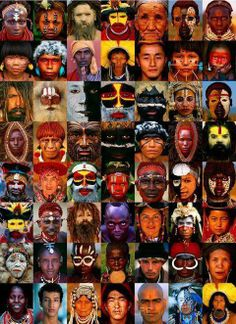 indigenous faces