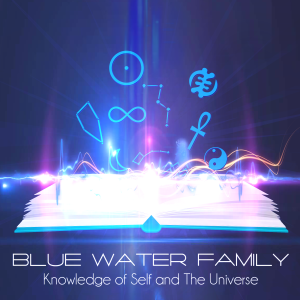 glowing Royal_Blue_Water_Family_Logo_2