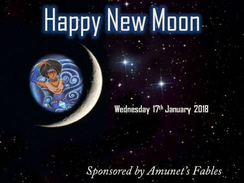 Happy New Moon 2018